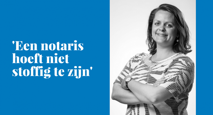 Carolien Sikkens kandidaat-notaris