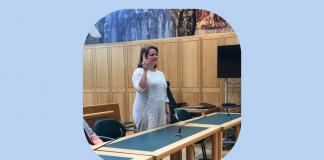 Carolien Sikkens beëdigd kandidaat-notaris
