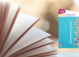 KNB 175 jaar boek E&L Notarissen