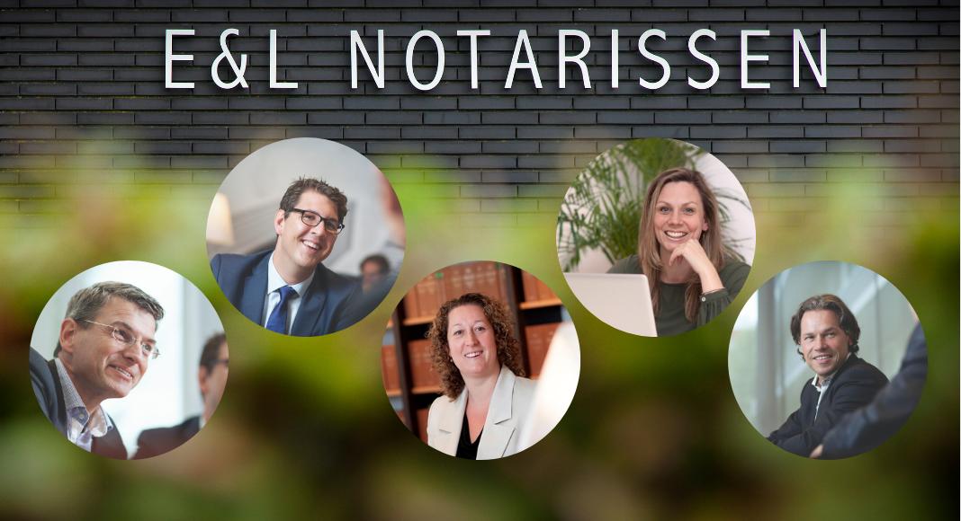E&L Notarissen team nooit uitgeleerd